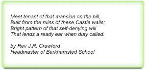 Castle poem_Crawford