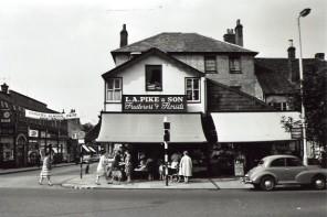 Pike's Corner