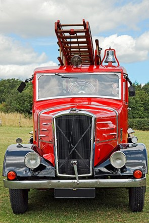 Classic vehicles show
