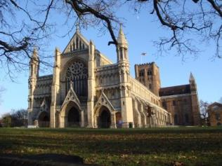 St Albans Abbey 067