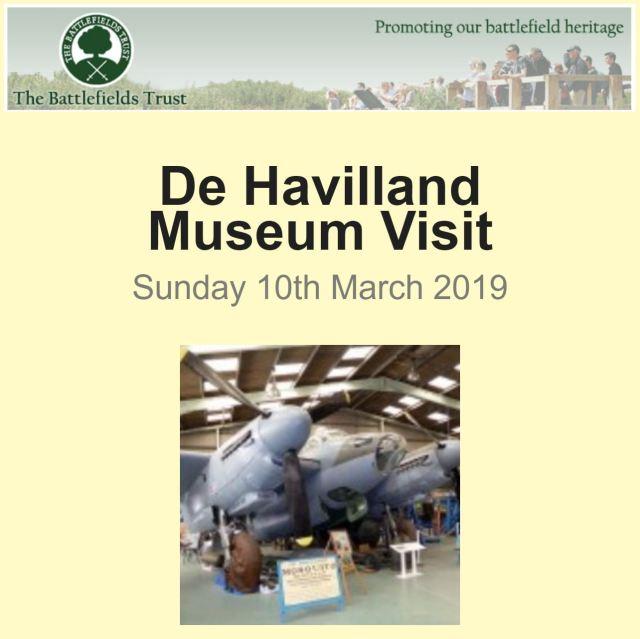 De Haviland Museum Trust_Dec-2018