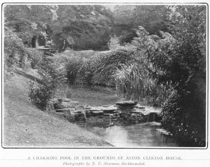 Pool at Aston Clinton_Newman_Sketch_15-Oct-1902