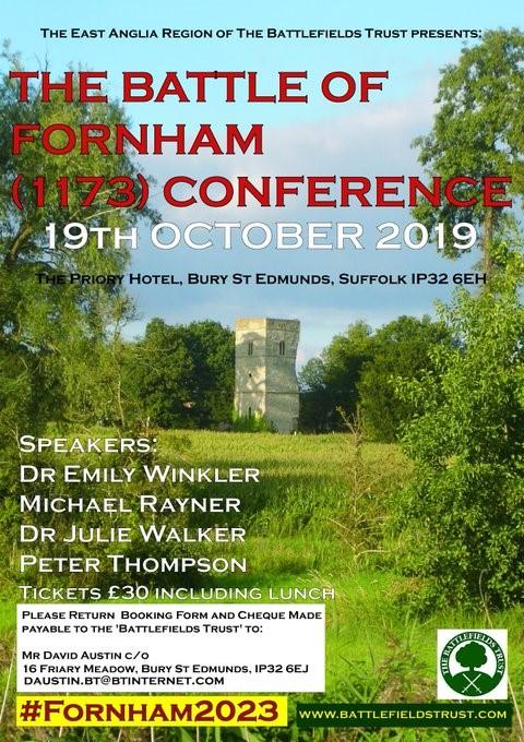 Fornham conference