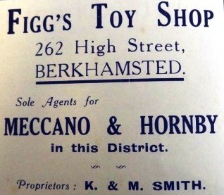 Figg's Toy Shop